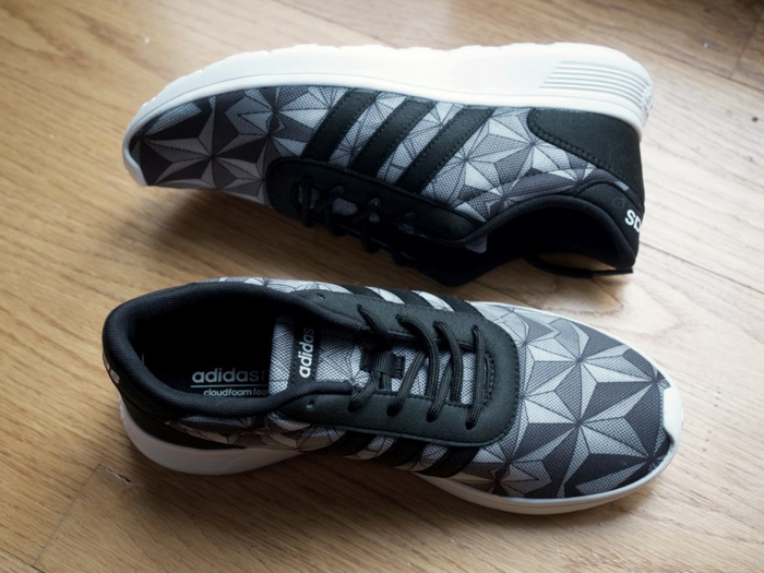 Spaceship Earth shoes for the Epcot Food and Wine Festival | Adidas