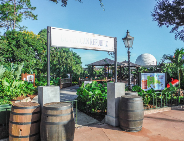 Foodie and the Feast // 20 Countries in 1 Day at the Epcot Food & Wine Festival | Dominican Republic at the EPCOT Food & Wine Festival