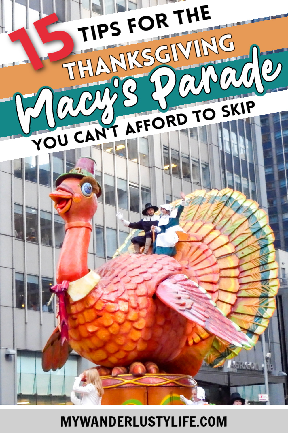 The Best Macy's Thanksgiving Day Parade Tips Your Trip Needs | New York City, Manhattan, Thanksgiving and Christmas
