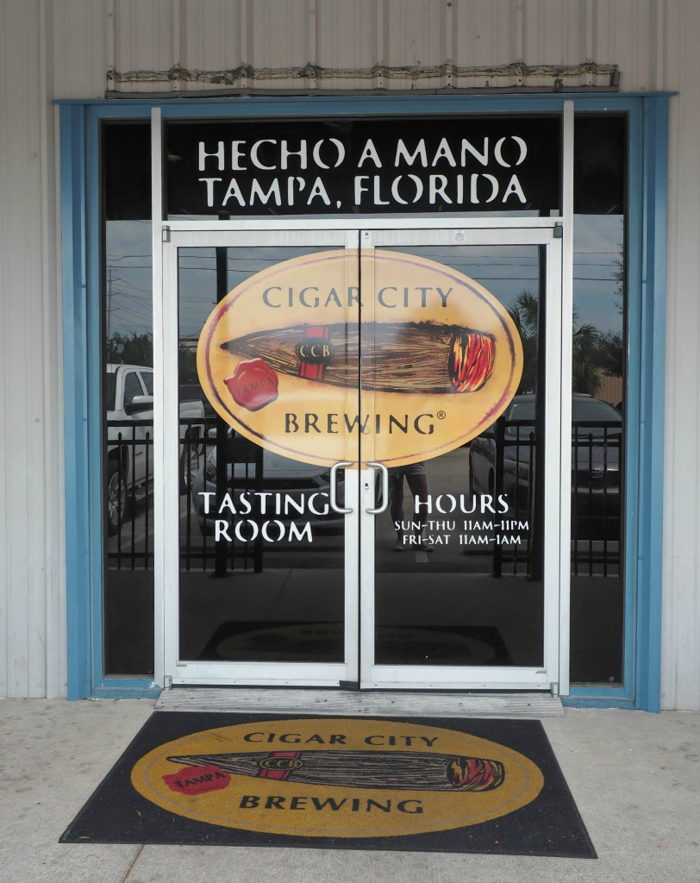 How to Tour Beer // Cigar City Brewery | Tampa, Florida | Taking a tour