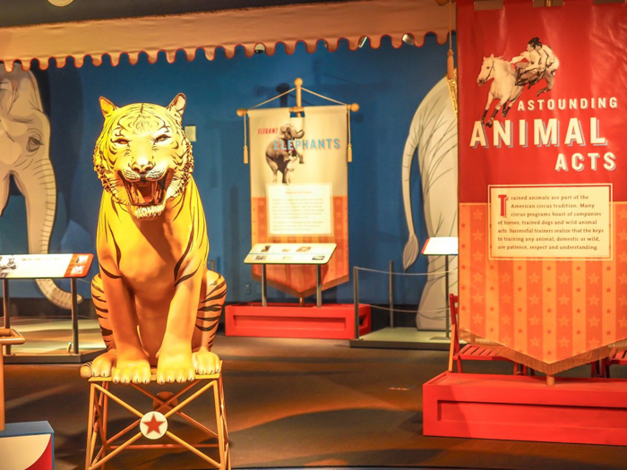 How creepy is the Ringling Brothers Circus Museum | Sarasota, Florida | Barnum and Bailey Circus | Greatest Show on Earth | The Greatest Showman | Circus history | Clowns | animals, tigers