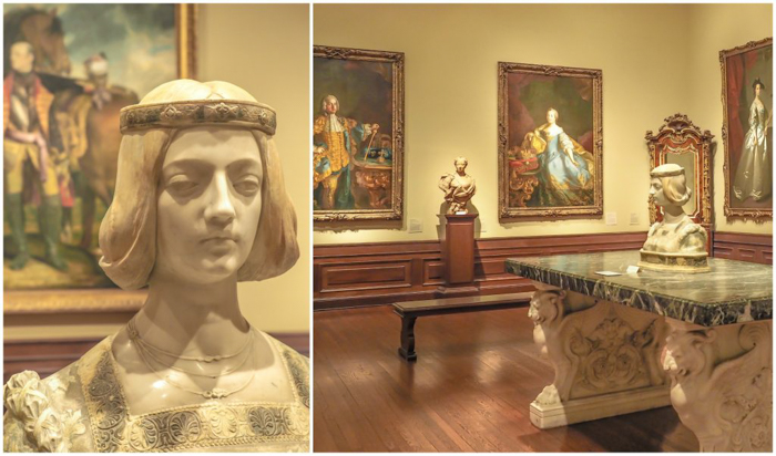 The Ringling // Getting My Italy Fix in Florida | Ringling | Ringling art museum and sculpture garden | Sarasota, Florida | The Ringling art museum