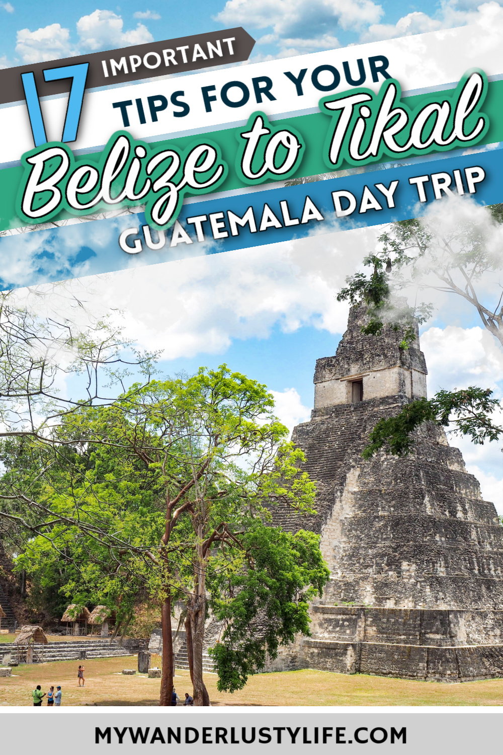 Belize to Tikal Day Trip: Important Tips for Your Guatemala Day Tours | San Ignacio, Belize to Tikal National Park, gallo beer, coatimundis, ancient Maya temples, Peten, Star Wars filming location