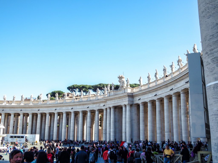 2 days in Rome, Italy (Day 1)   History in a hurry   Vatican Museum   Guided tours of Rome   What to see in Rome   Ancient Rome   Where to go in Rome   Things to do in Rome   Ancient history   st peters square