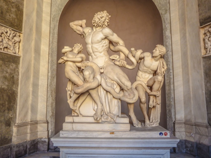 2 days in Rome, Italy (Day 1)   History in a hurry   Vatican Museum   Guided tours of Rome   What to see in Rome   Ancient Rome   Where to go in Rome   Things to do in Rome   Ancient history   vatican museum sculpture