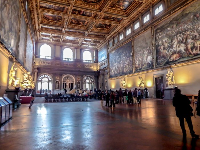 Day Two of 2 days in Florence, Italy // Exploring the museum inside Palazzo Vecchio