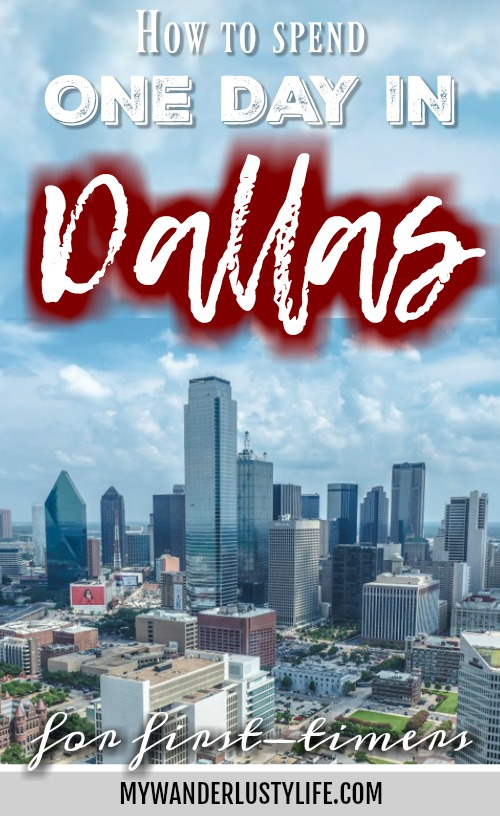 1 day in Dallas, Texas | Dallas CityPASS | Sixth floor museum, perot science museum, cattle drive, arboretum and botanical garden, reunion tower #dallas #texas #timebudgettravel #jfk