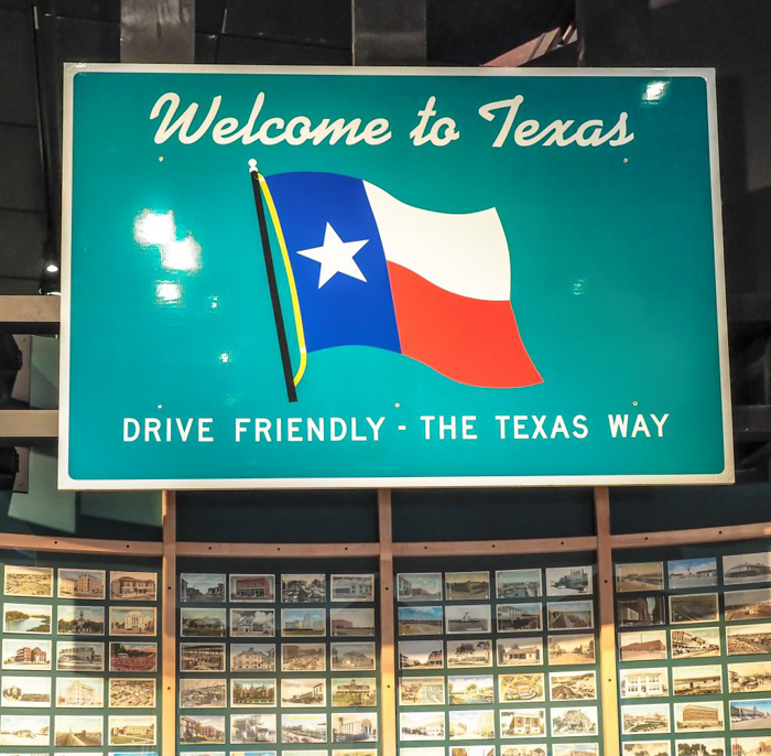Welcome to Texas // Drive Friendly, the Texas Way