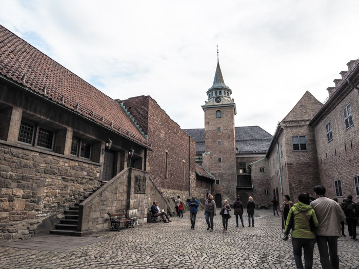 24 hours in Oslo, Norway -- Akershus Fortress