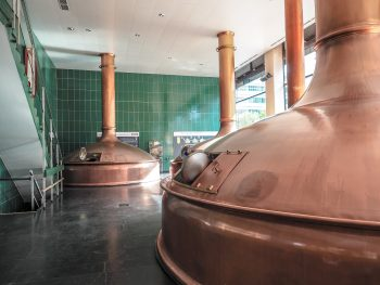 Taking a Spaten Brewery tour in Munich, Germany: Everything NOT to do / How not to take a Spaten brewery tour