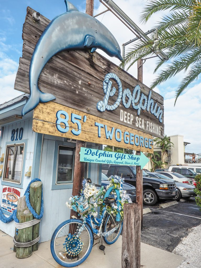 Food Near Tarpon Springs