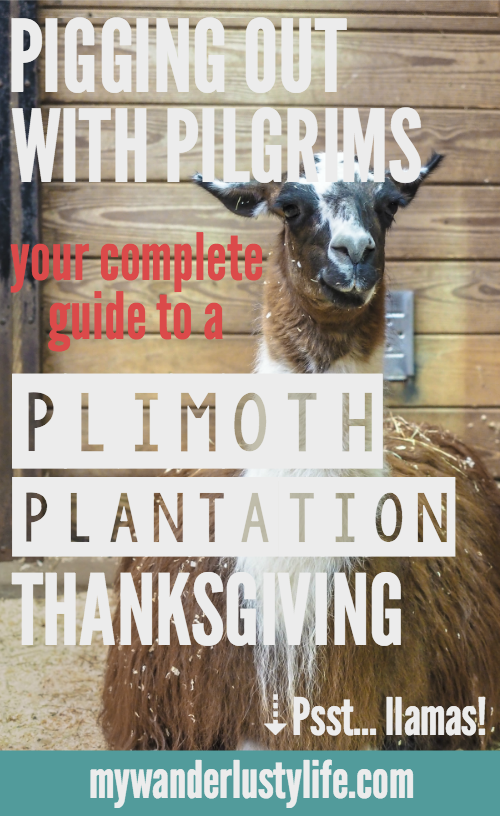 Your complete guide to dining with Pilgrims and Native Americans at a Plimoth Plantation Thanksgiving in Plymouth, Massachusetts | Thanksgiving ideas | New England Thanksgiving |
