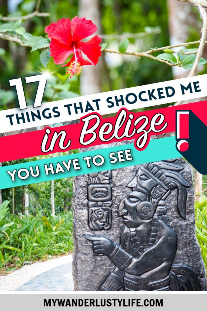 All the Belize Puns & 16 Other Things That Shocked Me in Belize