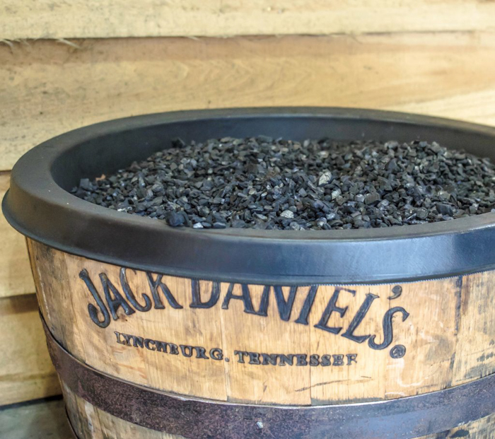 Jack Daniel's Distillery tour in Lynchburg, Tennessee | Tennessee Whiskey | perfect day trip from Nashville | Southern lunch at Miss Mary Bobo's Boarding House | Jack Daniel's Honey | Jack Daniel's Fire | Gentlemen Jack | Jack Daniel's Single Barrel Select | Old no. 7 | charcoal