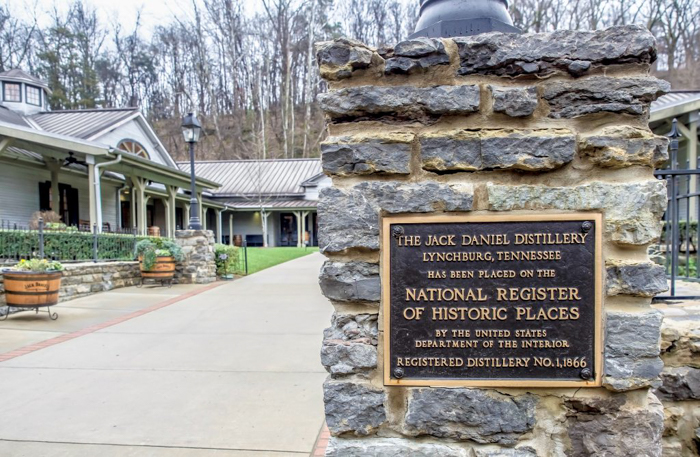 Jack Daniel's Distillery tour in Lynchburg, Tennessee | Tennessee Whiskey | perfect day trip from Nashville | Southern lunch at Miss Mary Bobo's Boarding House | Jack Daniel's Honey | Jack Daniel's Fire | Gentlemen Jack | Jack Daniel's Single Barrel Select | Old no. 7 | historic landmark