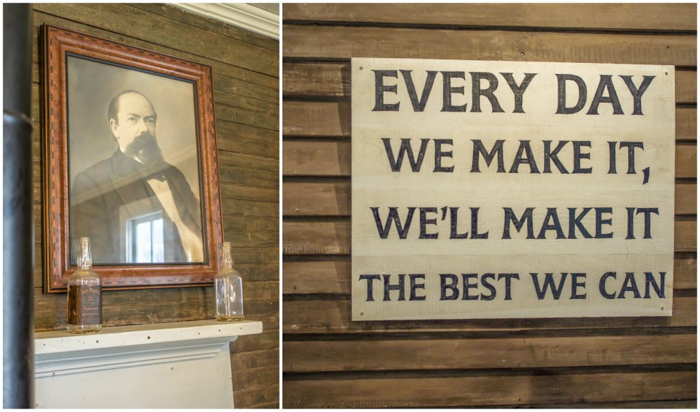 Jack Daniel's Distillery tour in Lynchburg, Tennessee | Tennessee Whiskey | perfect day trip from Nashville | Southern lunch at Miss Mary Bobo's Boarding House | Jack Daniel's Honey | Jack Daniel's Fire | Gentlemen Jack | Jack Daniel's Single Barrel Select | Old no. 7 | original office