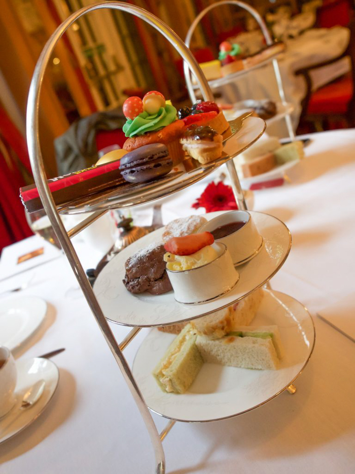 Charlie And Chocolate Factory Afternoon Tea Mayfair