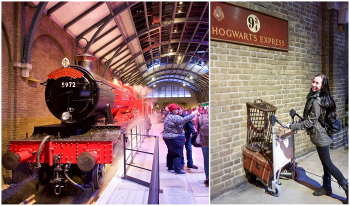 Do This, Not That // Harry Potter Studio Tour | Leavesden, London, UK | Harry Potter film studio and set | Things to do in London | What to do in London | What to see in London | Hogwarts Express