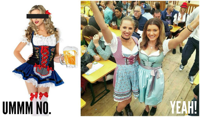 358abcfd7303f How to Dress for Oktoberfest | what to wear | Munich, Germany | dirndl