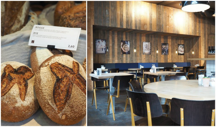 Bread + breakfast at Vlaamsch Broodhuys | 3 days in Amsterdam, Netherlands