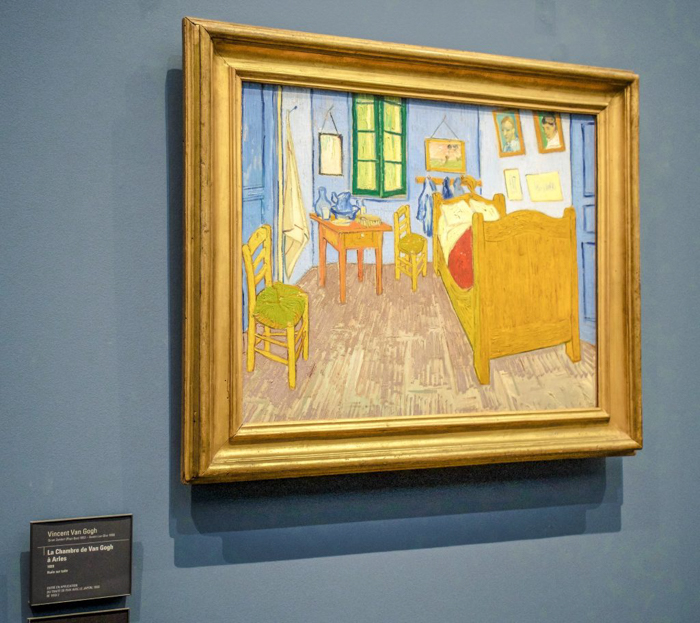 3 days in Amsterdam | Van Gogh Museum | Vincent van Gogh bedroom | Dutch art history and paintings