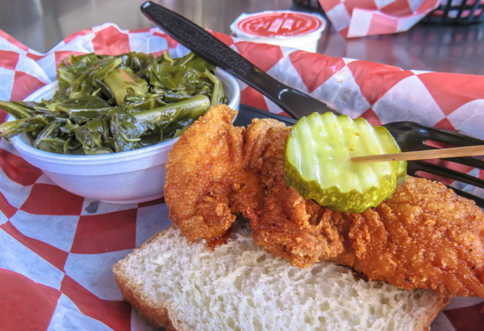 """""""How hot is mild?"""" An exploration of Nashville Hot Chicken 