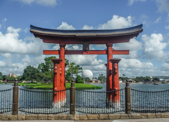 Japan pavilion at the EPCOT Food & Wine Festival