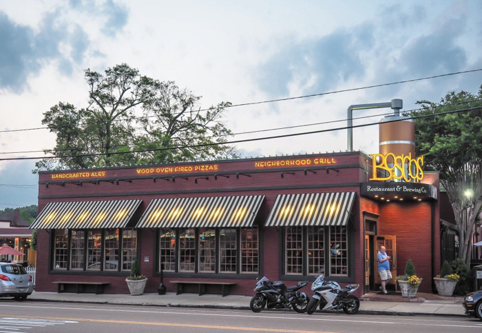 Memphis craft breweries | Bosco's Restaurant and Brewing Co. | Craft beer in Overton Square, Midtown Memphis, Tennessee