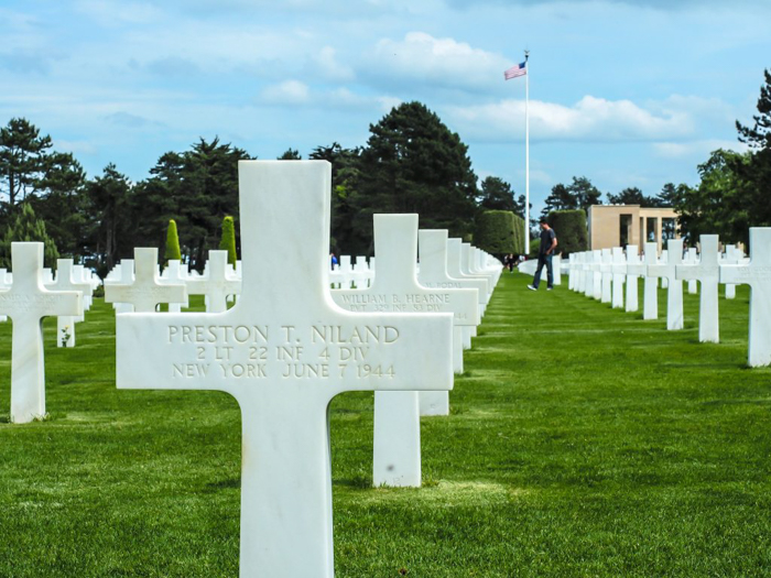 The best D-Day sites to visit in Normandy, France | WWII | WW2 | Normandy American Cemetery | Saving Private Ryan | Preston Niland