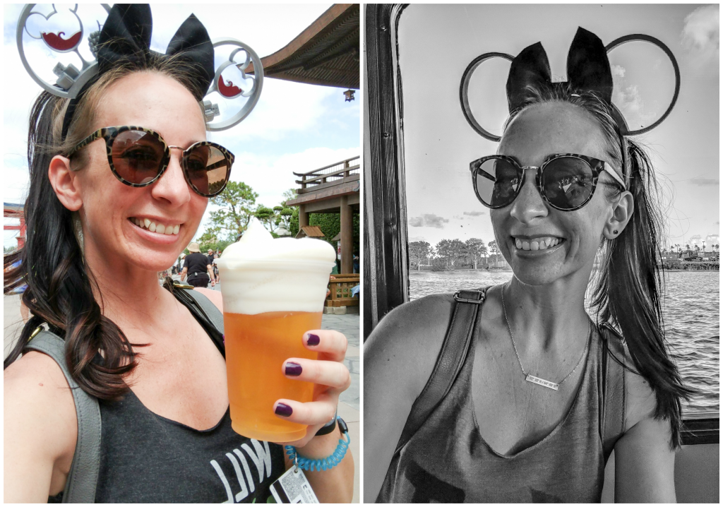 Epcot Food and Wine Festival mouse ears | 3D printed by Abuzz Designs on Etsy