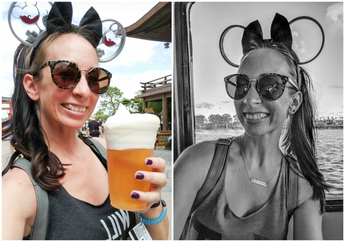 What to pack for the Epcot Food and Wine Festival | Epcot Center, Disney World, Orlando, Florida | What to wear, what to bring, what to leave at home, and how NOT to look like a crazy person | Apparel, shoes, misc. | Mouse ears