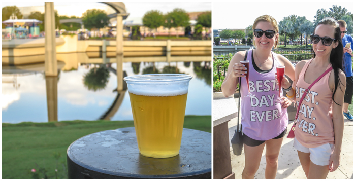 What to pack for the Epcot Food and Wine Festival | Epcot Center, Disney World, Orlando, Florida | What to wear, what to bring, what to leave at home, and how NOT to look like a crazy person | Apparel, shoes, misc. | matching shirts