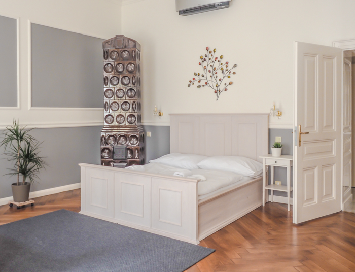 Czeching Out the Best of Prague in 3 Days | Czech Republic | Best hotel in Prague | Old Town Square Apartments | Bedroom