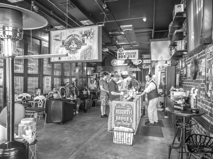 Spend a day in Ybor City | Tampa, Florida | Tabanero cigars
