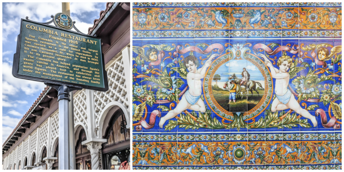 Spend a day in Ybor City | Tampa, Florida | Columbia restaurant