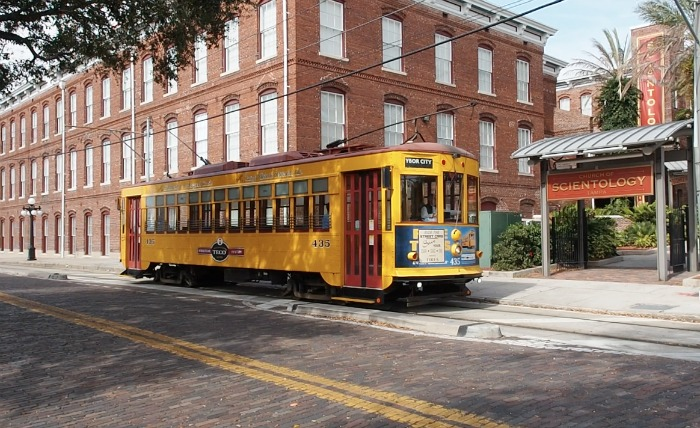 Spend a day in Ybor City | Tampa, Florida | historic TECO streetcar