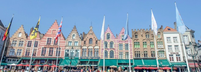 4 days in Belgium | What to do in Bruges | Brugge | walking tour