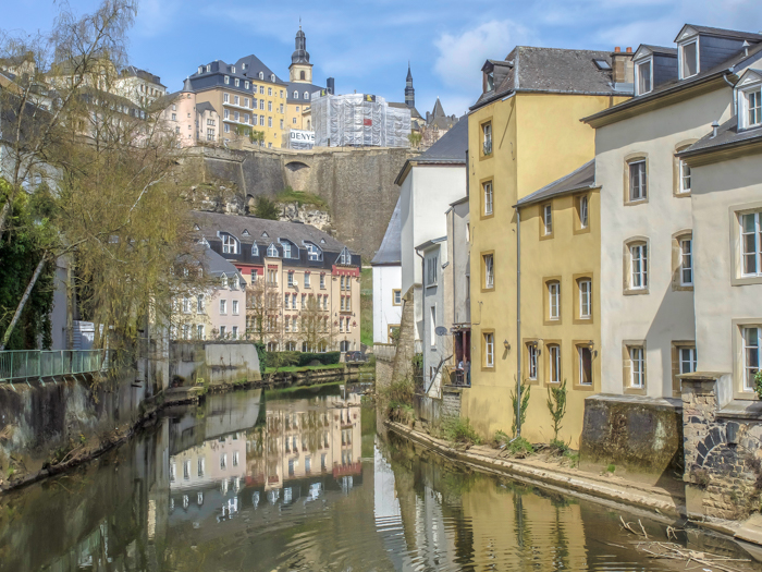 Day Trip to Luxembourg | Should you take one or not? | What to see in Luxembourg | What to do in Luxembourg | Day trip to Luxembourg from Brussels, Belgium | Luxembourg City | Viator | riverside