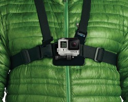 what to pack | gopro chest strap, photography gear for travelers