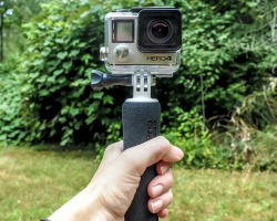 what to pack | gopro handle for water, photography gear for travelers