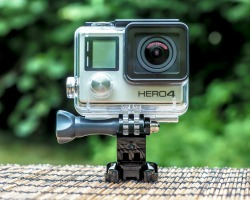 what to pack | gopro hero 4 silver, photography gear for travelers