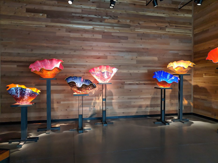 Chihuly Collection in St. Pete, Florida // How to use the Tampa Bay CityPASS as a childless adult. #chihuly #tampabay #florida #citypass #traveltips #vacation #tampa #timebudgettravel