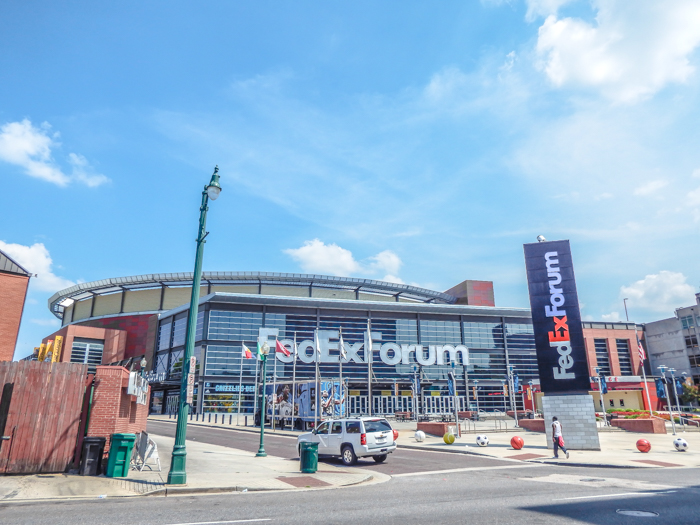 200 things to do in memphis, tennessee for first-time visitors, a local's guide   See a basketball game at FedExForum #memphis #traveltips