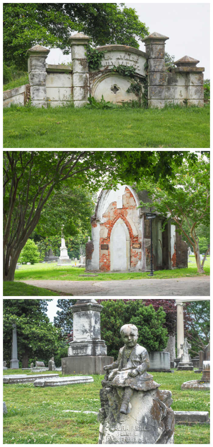 200 things to do in Memphis, Tennessee for first-time visitors - a local's guide | Elmwood Cemetery #memphis #cemetery #traveltips