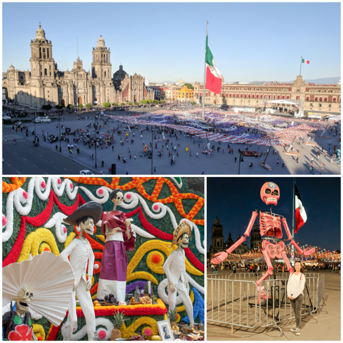 Do This, Not That // Celebrating Day of the Dead in Mexico for First-Timers | Día de los Muertos, what to wear for day of the dead, where to experience day of the dead in mexico, cultural significance, traditions, dos and don'ts, tips | Mexico City, CDMX