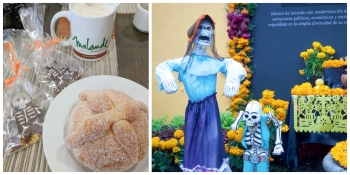 Do This, Not That // Celebrating Day of the Dead in Mexico for First-Timers | Día de los Muertos, what to wear for day of the dead, where to experience day of the dead in mexico, cultural significance, traditions, dos and don'ts, tips | pan de muerto