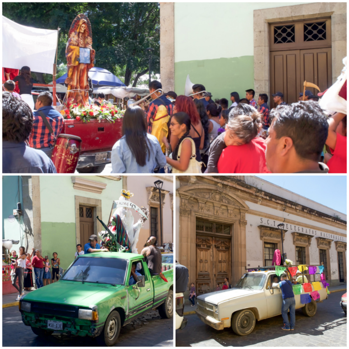 Do This, Not That // Celebrating Day of the Dead in Mexico for First-Timers | Día de los Muertos, what to wear for day of the dead, where to experience day of the dead in mexico, cultural significance, traditions, dos and don'ts, tips | comparsa in Oaxaca