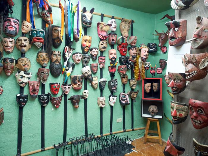 2 days in San Miguel de Allende travel tips | Mask Museum, Another Face of Mexico, Casa de la Cuesta | scary mask #sanmigueldeallende #mexico #traveltips #timebudgettravel #sanmiguel #maskmuseum