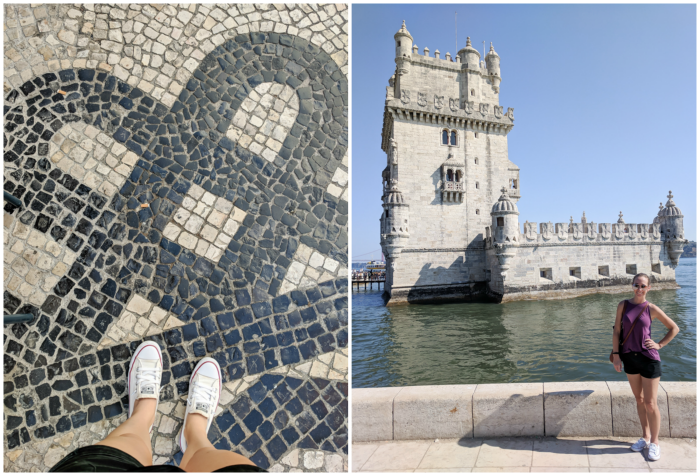 A First-Timer's Guide to Spending 3 Days in Lisbon, Portugal | What to do in Lisbon, what to see in Lisbon | UNESCO World Heritage Sites, museums, where to eat in Lisbon | How to spend 3 days in Lisbon | tiles and Belem Tower #traveltips #lisbon #portugal #tiles