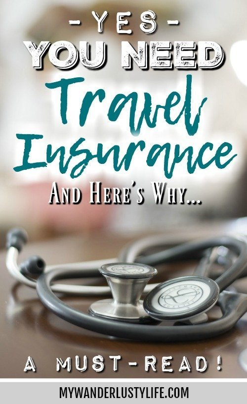 Yes, You Need Travel Insurance. And Here's Why.  | World Nomads travel insurance | horror stories and anecdotes | travel tips and safety #traveltips #travelinsurance #worldnomads
